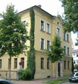 alte Berufsschule am Marienplatz