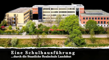 Ludwig zeigt Ihnen die Schule